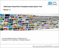 SlideTeam PowerPoint Templates screenshot